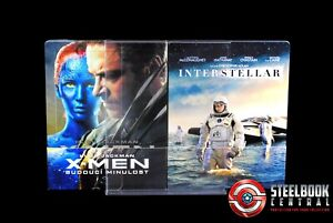 SC3 Blu-ray Steelbook Protective Slipcovers / Sleeves / Protectors (Pack of 10)