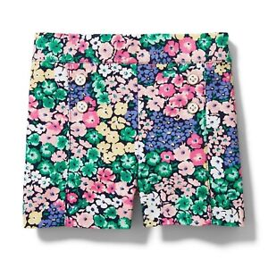 Janie and jack Girl Floral Shorts