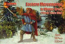 Mars 1/72 Eastern Mercenaries in Winter Dress Thirty Years War # 72075