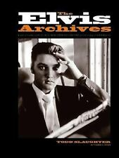 The Elvis Archives Slaughter, Todd Hardcover