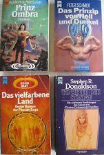 ★★★ Bücherpaket 6 ★ vier Heyne SCIENCE FICTIONS und FANTASY-ROMANE ★★★
