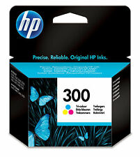 HP CARTUCCIA ORIGINALE 300 4ML COLORI CC643EE