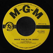CHARLIE CALHOUN: Smack Dab In The Middle / Why The Car Won't Go 45 Blues & R&B