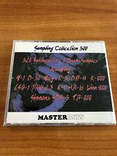 Masterbits SAMPLING CD 500 - 528 Sounds von Moog, PPG 2.3, Linn, Simmons SDS-5