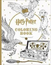 HARRY POTTER COLORING BOOK (9781338029994) -  (PAPERBACK) NEW