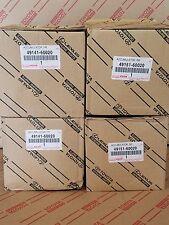 GENUINE 2008-17 LEXUS LX570 SUSPENSION ACCUMULATOR SET 49141-60020  49151-60020