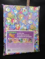 "Garfield Foam Padded Children's Activity Mat 20"" x 46"" New"