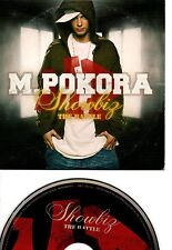 MATT POKORA M POKORA RARE CD SINGLE SHOWBIZ