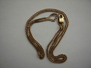 Goldschmuck  - Halskette 585er Gelbgold