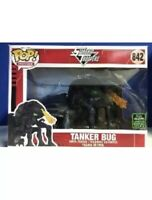 Funko Pop! Starship Troopers: TANKER BUG ECCC Shared Exclusive PREORDER!