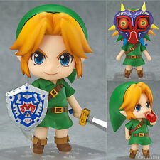 The Legend of Zelda Link Majora's 3D Mask Ver.Nendoroid 553 PVC Action Figure ZY