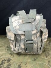 US MILITARY ACU MOLLE II CANTEEN / GENERAL PURPOSE POUCH - EUC