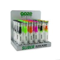 "Ooze Glass Blunt 5"" Slider Twist Portable"