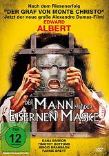 DVD  * DER MANN MIT DER EISERNEN MASKE  # NEU OVP %