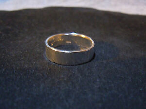 NEW PURE SILVER .999 BULLION SZ10 MENS RING MADE BY ANARCHY P.M. JEWELRY #E173