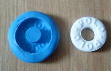 Nouveau silicone polo moule de moule sugarcraft décoration gâteau fimo clay