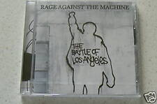 THE BATTLE OF LOS ANGELES - RAGE AGAINST THE MACHINE (CD)  NEUF SCELLE