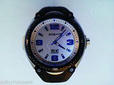 Orologio da polso personalizzato con scritta  Folgore BLU