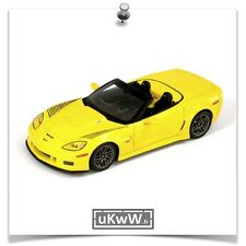 Spark 1/43 - Chevrolet Corvette C6 RS roadster 2010 jaune