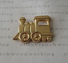 Disney GOLD DISNEYLAND RAILROAD TRAIN 10th Anniversary Of Trading Framed Set Pin