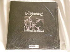 SONNY SHARROCK & PETER BROTZMANN Fragments Live Elbo Room 1989 NEW SEALED LP