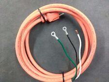 New 31938 Pony Pipe Threader Power Cord Fits Ridgid 700 Rigid Grommet