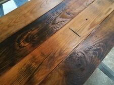 $4.85 RECLAIMED HEART PINE CLADDING BOARDS FLOORING BEAMS TABLE LUMBER BARN WOOD