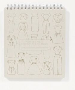 Gertie's New Fashion Sketchbook Indispensable Figure Templates for Body-Position