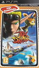JAK AND DAXTER THE LOST FRONTIER for PSP - with box and manual
