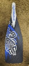 Starboard Sup High Aspect Tiki Tech Paddle Blade Blue Size L
