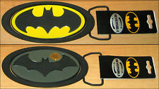 Batman The Dark Knight Logo Metal Reversible Flip Belt Buckle Costume Cosplay