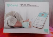 Owlet Smart Sock 2 Baby Monitor. New Open Box