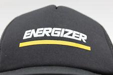 Energizer Batteries Vintage Snapback Hat Cap Adjustable Size
