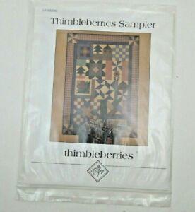 Thimbleberries Sampler - Thimbleberries bagged quilt pattern