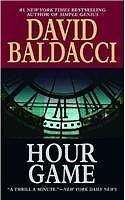Hour Game (King & Maxwell Series) by David Baldacci