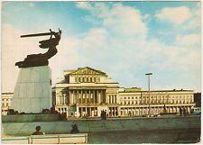 WARSZAWA - TEATR WIELKI - VARSAVIA (POLONIA) 1971