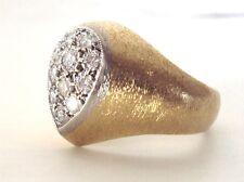.50ctw Diamond Ring 14k Gold 9.9 grams & Size 7.5