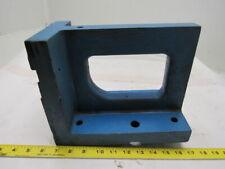 11x8x5 12 Cast Iron 90 Angle Plateblock Machinist Set Up Fixture