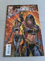 Tomb Raider #48 B January 2005 Image Comics Bonny VARIANT COVER