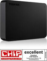 DISCO DURO EXTERNO TOSHIBA CANVIO BASICS - 2.5'/6.35CM - 4TB - USB