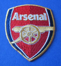 ARSENAL FC PREMIER LEAGUE FOOTBALL SOCCER CLUB EURO UEFA IRON ON PATCH