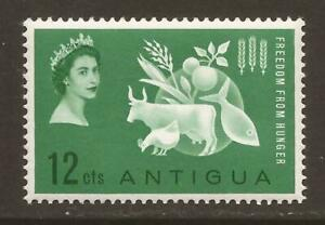 ANTIGUA 1963 SG146 FREEDOM FROM HUNGER  -  MNH