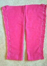 COLONIAL REENACTOR EASTERN WOODLAND WOOL LEGGINS MOUNTAIN MAN