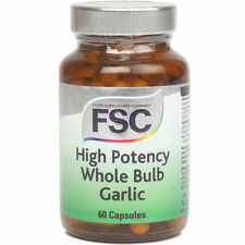 Garlic Herb & Botanical Capsules