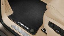 Volkswagen Original Textilfußmatten Touareg Premiumqualität 4er Set Vorne Hinten