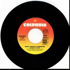 MARY CHAPIN CARPENTER HOUSE OF CARDS/JUBILEE 45RPM VINYL
