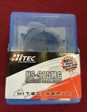 Hitec HS-925MG Coreless servo 32925S Ultra Speed