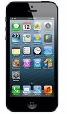 Apple IPHONE 5 32GB Black Smartphone without Simlock - Acceptable Condition