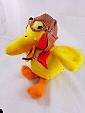 """Commonwealth Duck Yellow Aviator Plush Pilot 11"""""""
