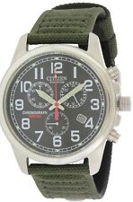 Citizen Eco-Drive Chronograph Mens Watch AT0200-05E
